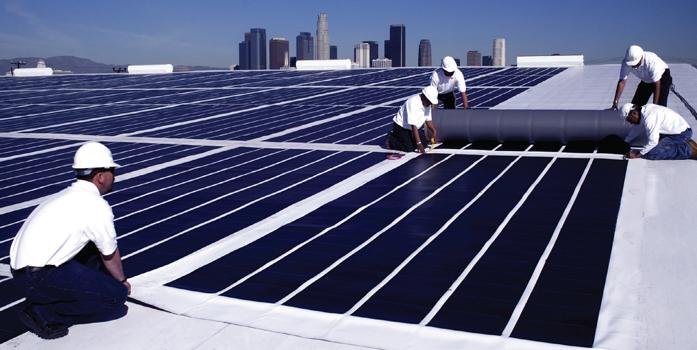 L'evoluzione tecnologica del fotovoltaico: celle spalmabili